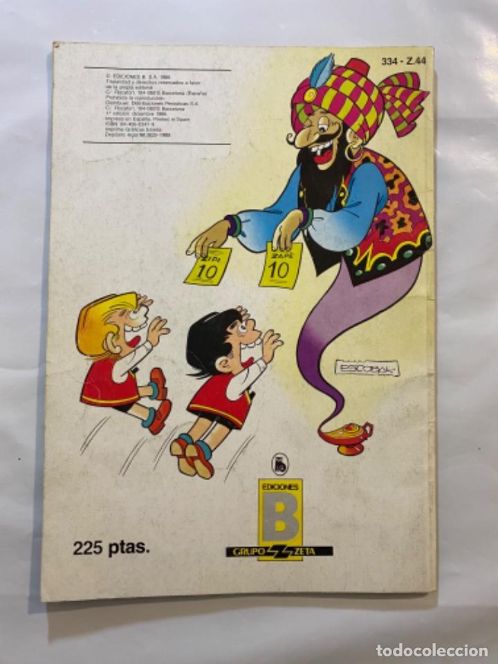 Tebeos: Zipi y Zape 334 colección olé 1988 - Foto 2 - 195253053