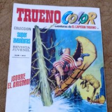 Tebeos: TRUENO COLOR Nº 93 (BRUGUERA PRIMERA EPOCA 1971). Lote 195260307
