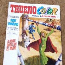 Tebeos: TRUENO COLOR Nº 92 (BRUGUERA PRIMERA EPOCA 1971). Lote 195260433