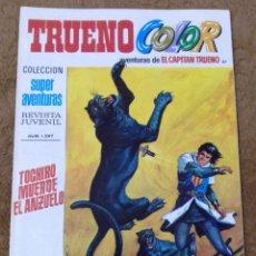 Tebeos: TRUENO COLOR Nº 87 (BRUGUERA PRIMERA EPOCA 1971). Lote 195260820