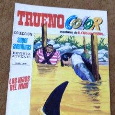 Tebeos: TRUENO COLOR Nº 84 (BRUGUERA PRIMERA EPOCA 1970). Lote 195260941