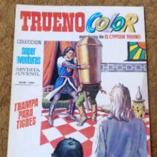 Tebeos: TRUENO COLOR Nº 81 (BRUGUERA PRIMERA EPOCA 1970). Lote 195261088