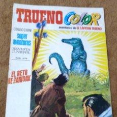 Tebeos: TRUENO COLOR Nº 78 (BRUGUERA PRIMERA EPOCA 1970). Lote 195261172