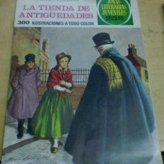 Tebeos: LA TIENDA DE LAS ANTIGÜEDADES CHARLES DICKENS Nº 154 EDITORIAL BRUGUERA AÑO 1976. Lote 195265466