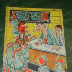 Tebeos: CAN CAN - NUM.101- ED.BRUGUERA 1960. Lote 195278098
