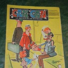 Tebeos: CAN CAN - NUM.102- ED.BRUGUERA 1960. Lote 195278188