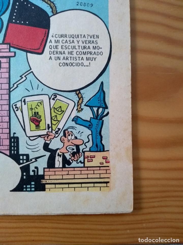 Tebeos: Din Dan Extra de Verano 1969 - Muy buen estado - Foto 7 - 195302712