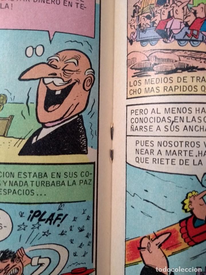 Tebeos: Din Dan Extra de Verano 1969 - Muy buen estado - Foto 9 - 195302712