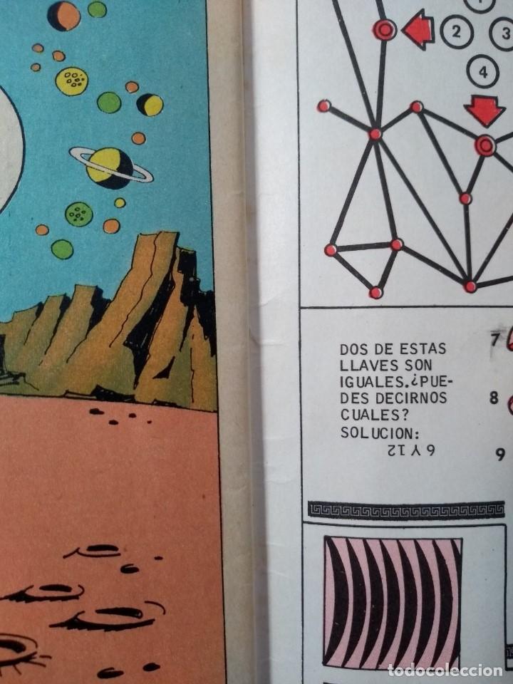 Tebeos: Din Dan Extra de Verano 1969 - Muy buen estado - Foto 11 - 195302712
