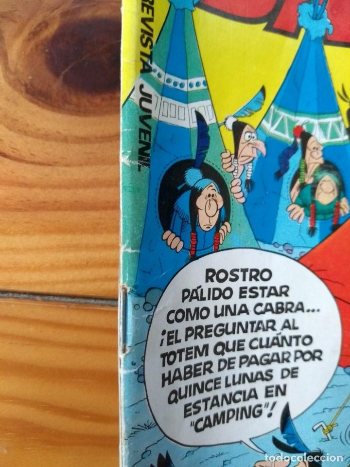 Tebeos: Din Dan Extra de Verano 1969 - Muy buen estado - Foto 15 - 195302712