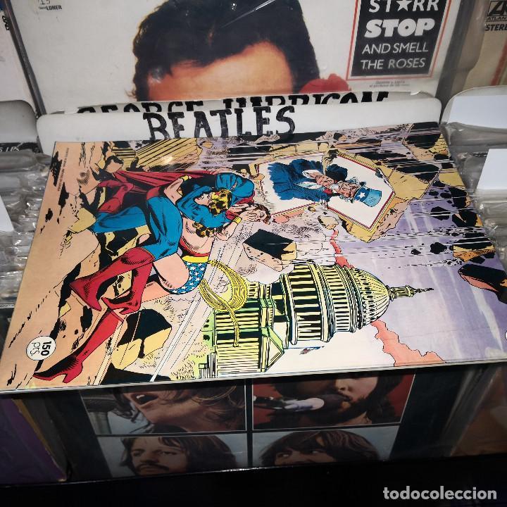 Tebeos: SUPERMAN 4 CONTRA LA MUJER MARAVILLA BRUGUERA - Foto 2 - 195316300