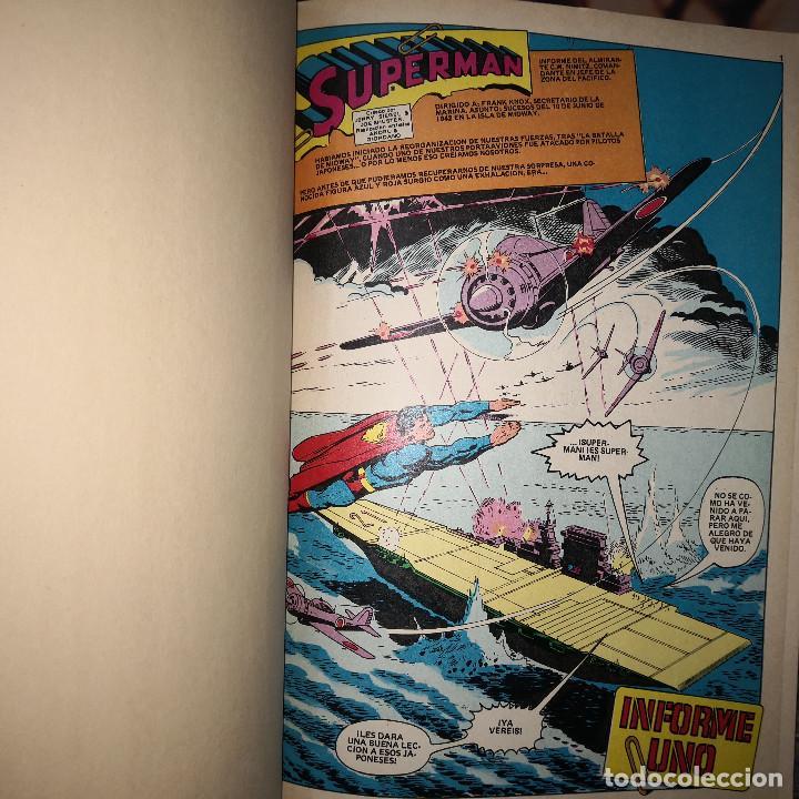Tebeos: SUPERMAN 4 CONTRA LA MUJER MARAVILLA BRUGUERA - Foto 3 - 195316300