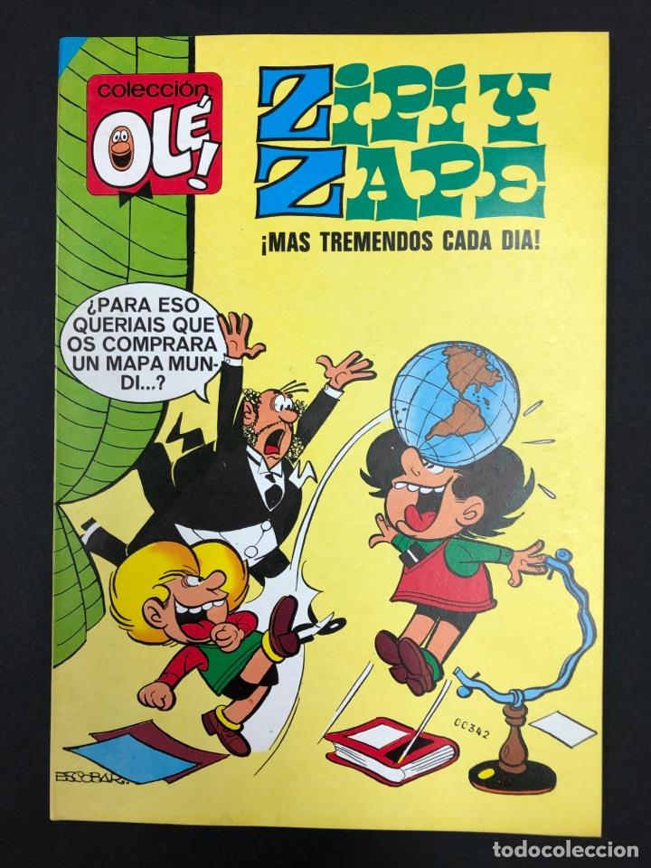 COLECCION OLE.ZIPI Y ZAPE . Nº 2 EDICIONES B. DE DISTRIBUIDORA (Tebeos y Comics - Bruguera - Ole)