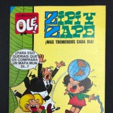 Tebeos: COLECCION OLE.ZIPI Y ZAPE . Nº 2 EDICIONES B. DE DISTRIBUIDORA. Lote 195321235