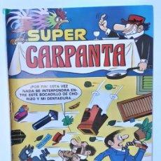 Tebeos: SUPER CARPANTA - Nº 45 - AÑO: 1981 - EDITORIAL BRUGUERA. Lote 195322423
