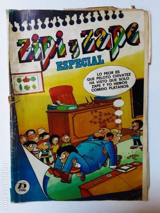 ZIPI Y ZAPE ESPECIAL. Nº 39. BRUGUERA (Tebeos y Comics - Bruguera - Otros)