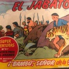 Tebeos: EL JABATO 1964. Lote 195336026