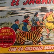 Tebeos: EL JABATO 1964. Lote 195336058