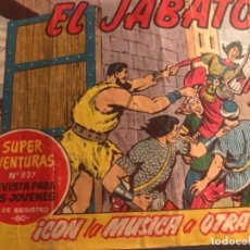 Tebeos: EL JABATO 1964. Lote 195336085