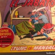 Tebeos: EL JABATO 1964. Lote 195336103