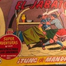 Tebeos: EL JABATO 1964. Lote 195336108