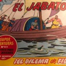 Tebeos: EL JABATO 1964. Lote 195336137