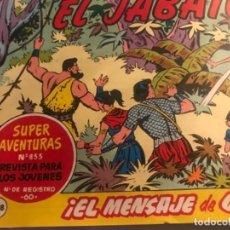 Tebeos: EL JABATO 1964. Lote 195336168
