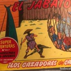 Tebeos: EL JABATO 1964. Lote 195336213