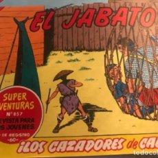 Tebeos: EL JABATO 1964. Lote 195336228
