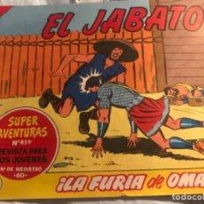 Tebeos: EL JABATO 1964. Lote 195336256