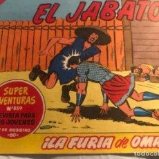 Tebeos: EL JABATO 1964. Lote 195336282