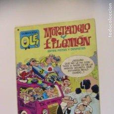 Tebeos: MORTADELO Y FILEMÓN. OLÉ 83. ENTRE PISTAS Y DESPISTES. BRUGUERA, 3ª ED, 1978,.. Lote 195357648