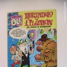 Tebeos: MORTADELO Y FILEMÓN. OLÉ 81. EDICIONES B, 1ª ED, 1990.. Lote 195357756