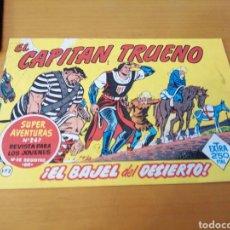 Tebeos: EL CAPITAN TRUENO Nº 172 EL BAJEL DEL DESIERTO. Lote 195370130