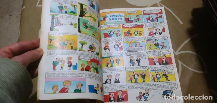 Tebeos: Colección Olé nº 6 Don Pío Peñarroya qué vida esta 1ª edición nº lomo Bruguera 1971 - Foto 8 - 195373213