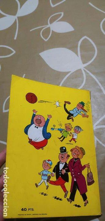Tebeos: Colección Olé nº 6 Don Pío Peñarroya qué vida esta 1ª edición nº lomo Bruguera 1971 - Foto 11 - 195373213