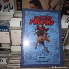 Tebeos: LAS AVENTURAS DE EL CAPITAN TRUENO VOLUMEN 41 PLANETA DE AGOSTINI,PRECINTADO. Lote 195374892