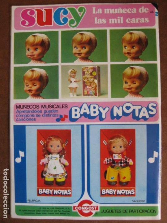 Tebeos: SUPER MORTADELO Nº45 - AÑO 1975 - Foto 2 - 195377532