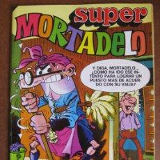 Tebeos: SUPER MORTADELO Nº45 - AÑO 1975. Lote 195377532