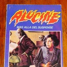 Tebeos: ALUCINE : MÁS ALLÁ DEL SUSPENSE [NÚMS. 7 - 11]. Lote 195380426