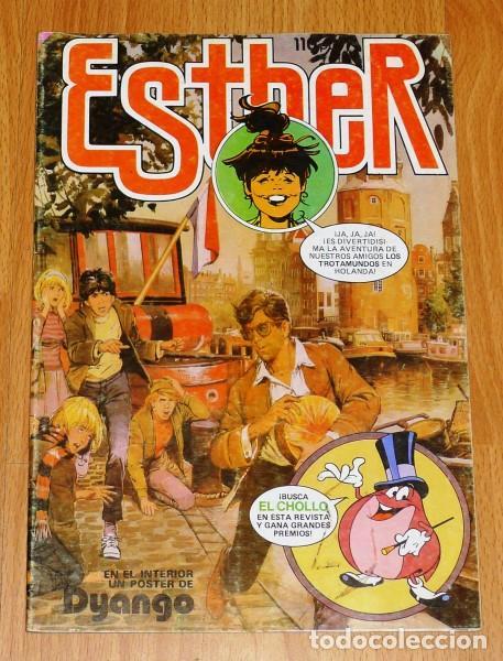 ESTHER. AÑO IV ; Nº 104 ; FEBRERO DE 1985 (Tebeos y Comics - Bruguera - Esther)
