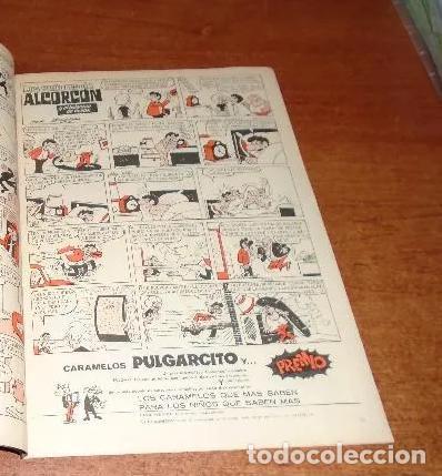 Tebeos: TIO VIVO Nº 308 - BRUGUERA 1967 (PUBLICIDAD CARAMELOS PULGARCITO Y COLA-CAO) - Foto 3 - 195389918