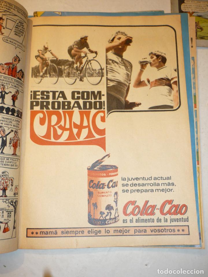 Tebeos: TIO VIVO Nº 295 - BRUGUERA 1966 (PUBLICIDAD BANDERINES ADAMS CLIPPERS Y COLA-CAO) - Foto 2 - 195390358