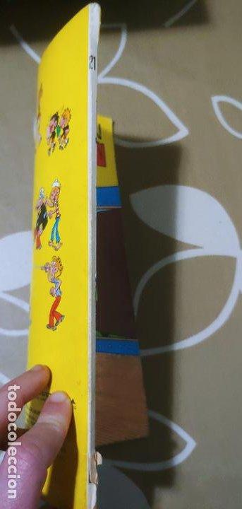 Tebeos: Colección Olé nº 21 El Capitán Serafín y el grumete Diabolín Segura 1ª edición nº lomo Bruguera 1971 - Foto 3 - 195393428