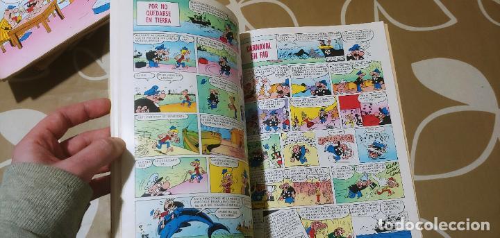 Tebeos: Colección Olé nº 21 El Capitán Serafín y el grumete Diabolín Segura 1ª edición nº lomo Bruguera 1971 - Foto 9 - 195393428