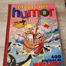 Tebeos: MAGOS DEL HUMOR N°XVII AÑO 1973. Lote 195422545