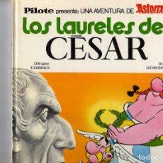 Tebeos: LOS LAURELES DEL CESAR 1ª EDICION 1972 BRUGUERA. Lote 195430562