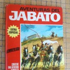 Tebeos: AVENTURAS DEL JABATO. ALBUM ROJO. EXTRA ESPECIAL. Nº 4. ¡KIMBERLAN!. ED. BRUGUERA. Lote 195431681