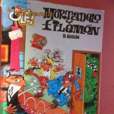 Tebeos: MORTADELO Y FILEMON , COLECCION OLE - Nº 83 EL BACILON -2008 . Lote 195439060