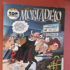 Tebeos: MORTADELO , TOP COMIC Nº 33 - ¡VENGANZA CINCUENTONA! | LA GENTE DE VICENTE 1ª EDC SEPT 2009 . Lote 195439216